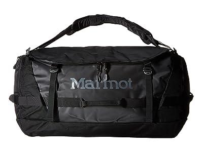 Marmot Long Hauler Duffel Extra Large (Black) Backpack Bags