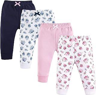 Luvable Friends - Pantalones de Tobillo Estrechos para bebé