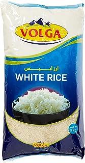Volga White Rice, 5 Kg