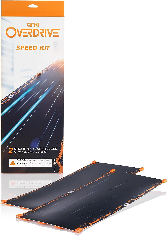 Anki 000-00035 Overdrive Expansion Track Speed Kit, Negro