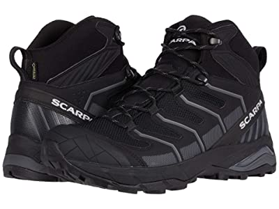 Scarpa Maverick Mid GTX (Black/Grey) Men