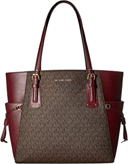 74c2cc380987 MICHAEL Michael Kors. Mercer Gallery Medium Center Zip Tote.  150.12MSRP    278.00. Oxblood