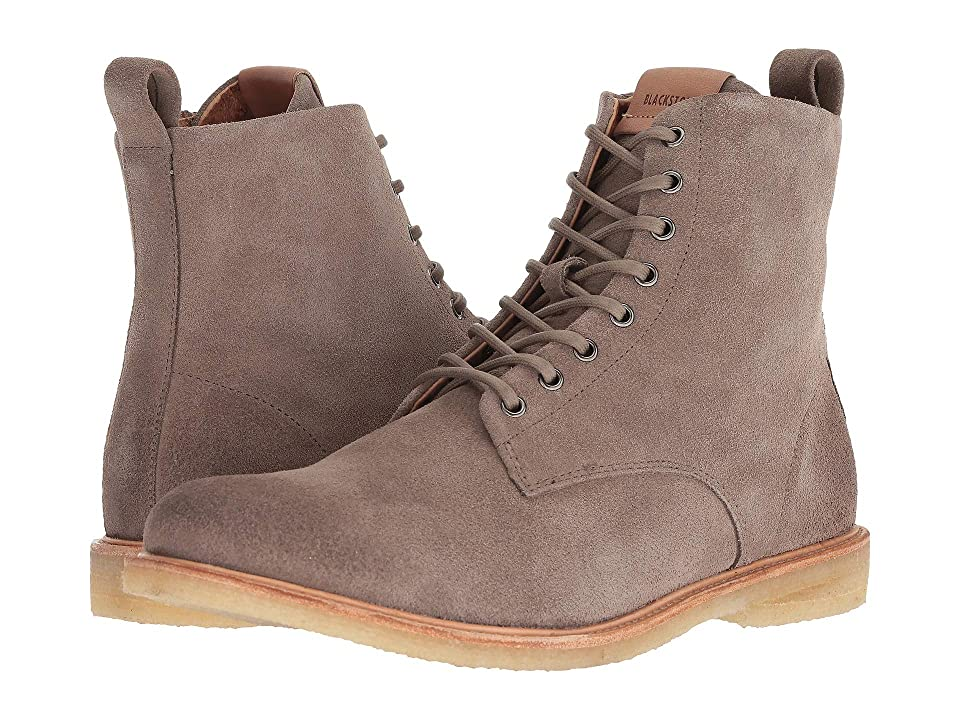 Blackstone Crepe Sole Boot QM23 (Shitake) Men