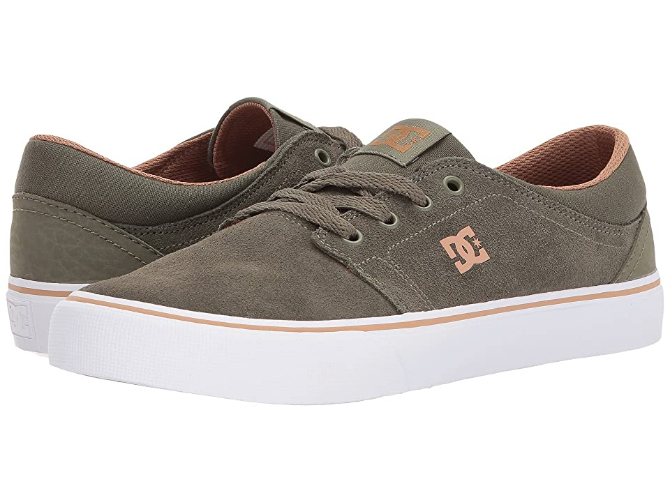 DC Trase SD (Olive) Skate Shoes