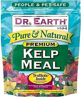 Dr, Earth Pure & Natural Kelp Meal 2 lb