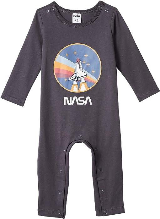 Graphite Grey/Circle NASA