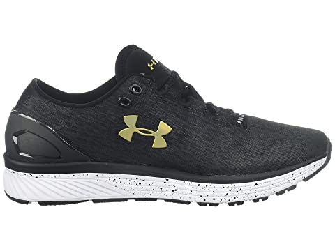 Clearance Perfect Under Armour UA Charged Bandit 3 Ombre Black/Anthracite/Tile Blue Footlocker Pictures Cheap Price pB85HQ