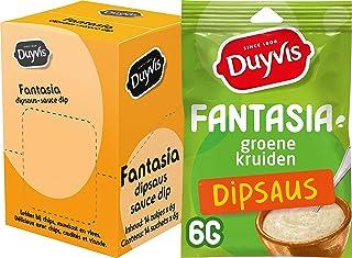 Duyvis Dips Fantasia, Doos 14 stuks x 6 g
