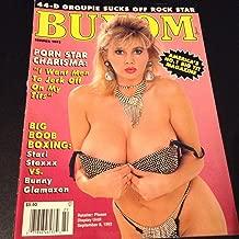 Buxom Busty Adult Magazine Summer 1992 Suzie Boobies & Porn Star Charisma