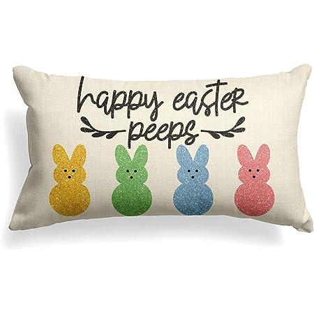 Travel Pillow Case  Child Pillow Case EASTER PEEPS  Peeps Chicks  Peeps Rabbits