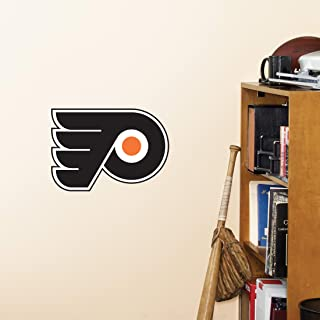 FATHEAD NHL Philadelphia Flyers - Logo - Officially Licensed Removable Wall Decal