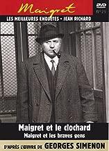 Maigret - les meilleures enquetes jean Richard, volume 29 - Maigret et le Clochard - Maigret et les Braves Gens