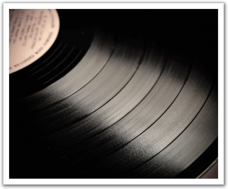 Jp London Poslt2266 Ustrip Lite Removable Wallpaper Decal Sticker Mural Vinyl Record Player Spin Dj T 24 Inch X 19 75 Inch Amazon Com