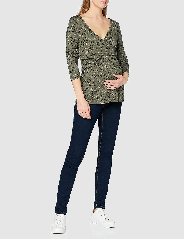 Mamalicious T-Shirt Manches Longues Femme