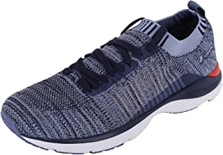 Fsports Latest Collection Navy Blue Colour Edmond Series Lycra Casual Shoes for Men