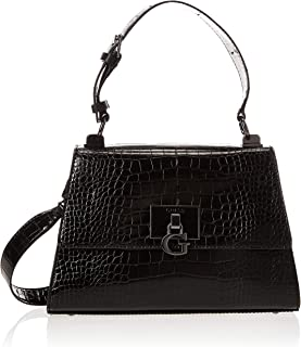 Guess Stephi Top Handle Flap, Satchel Bags Woman, One Size Size: 27,5X17,5X9,5 Cm'