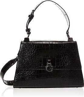 حقيبة يد ستيفي بمقبض علوي وغطاء قابل للقلب للنساء من جيس - مقاس موحد: 27.5 × 17.5 × 9.5 سم
