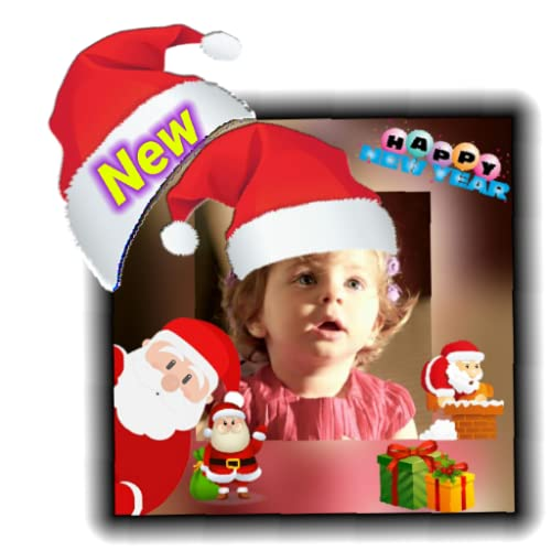 Funny Photo Christmas Noël Stickers Editor Pro 2017 (Free)