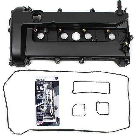 ROADFAR Valve Cover Gasket Set for Ford Fusion 3.0L 2010-2012 Mercury Mariner 3.0L 2009-2011