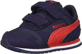 Unisex-Kids St Runner NL Sneaker, Rock Ridge White, 13 US...