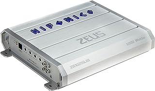 Hifonics ZEUS ZRX1216.1D Amplifier – 1200 Watt, Super Class D, Mono, Auto On, Nickel Plated, Remote Control, Aluminum Heat... photo