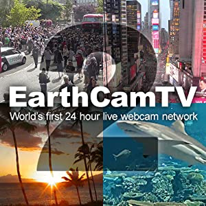 Enjoy unlimited live streaming webcams Hundreds of locations plus live YouTube webcams Personalize your viewing experience Unlimited viewing of favorite cameras Change watch times & select music soundtrack