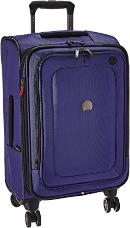 Delsey Cruise Lite Softside Expandable Spinner Carry-On