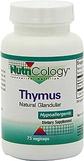 NutriCology Thymus 75 Vegicaps
