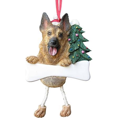 Dog/'s First Christmas German Shepherd Christmas Ornament German Shepherd Ornament 1st Christmas Ornament 1st Christmas Ornament Shepherd