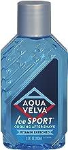 Aqua Velva Cooling After Shave for Men, Ice Sport, 3.5 Ounce