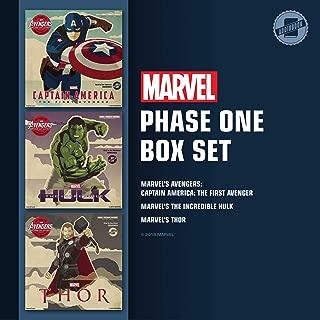 Marvel's Phase One Box Set