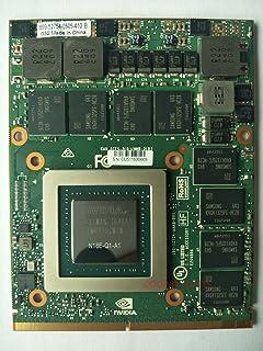 純正VC HP ZBook 17 G3 4GB NVIDIA Quadro M3000M ビデオカード 827226-001