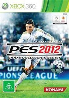 PES 2012 Xbox 360 by Konami