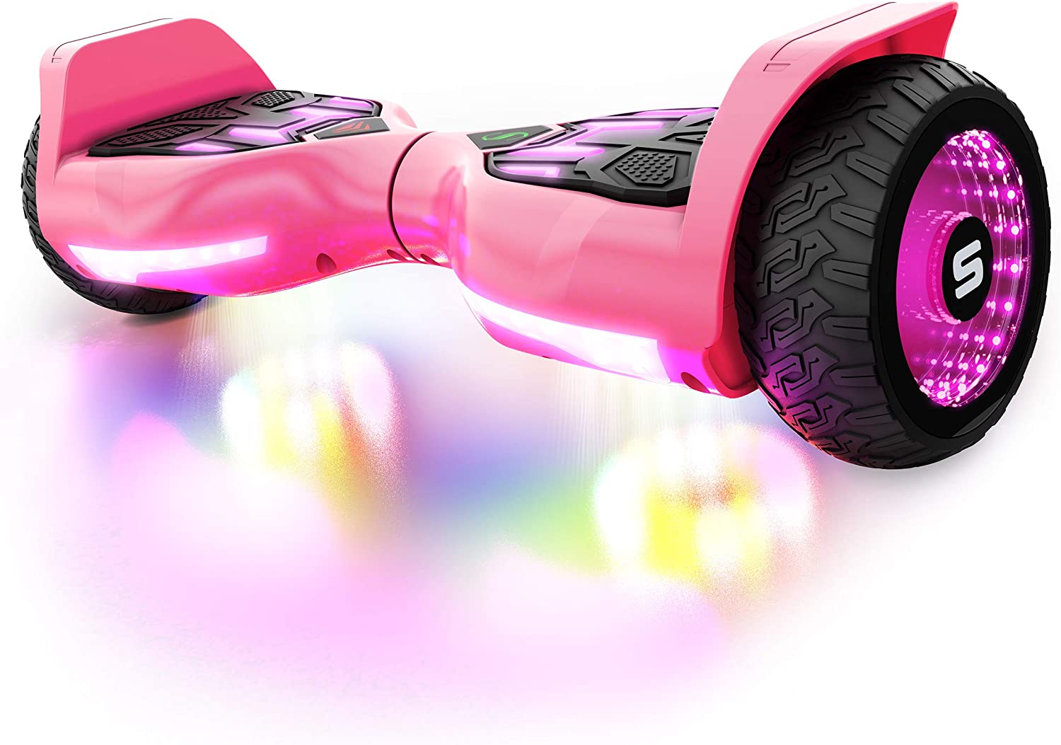 Swagtron T580 Special sale item App-Enabled Bluetooth Max 70% OFF Sma Hoverboard with Speaker