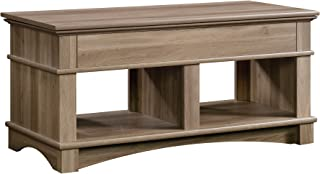 Sauder Harbor View Lift-top Coffee Table, Salt Oak finish
