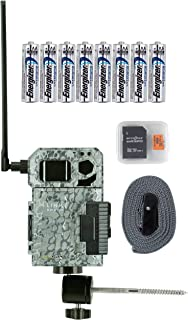 Spypoint Link Micro 4G Cellular Trail Camera with Batteries, Micro SD Card, and Mount (AT&T (USA))