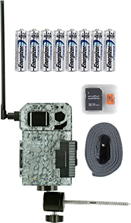 Spypoint Link Micro 4G Cellular Trail Camera with...