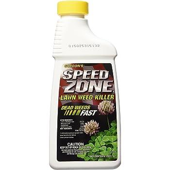 PBI/Gordon 652400 Speed Zone Lawn Weed Killer, 20-Ounce - Brown/A