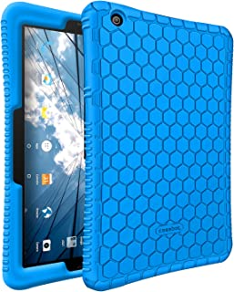 Fintie Silicone Case for AT&T Primetime - [Honey Comb Series] [Anti Slip] [Kids Friendly] Shockproof Protective Cover for 10