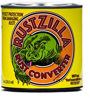 Rustzilla Rust Converter and Rust Remover, Professional Stre