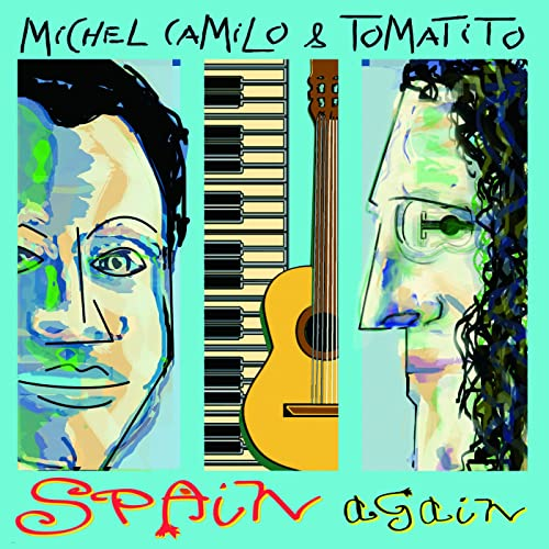 Spain Again de Michel Camilo and Tomatito en Amazon Music - Amazon.es