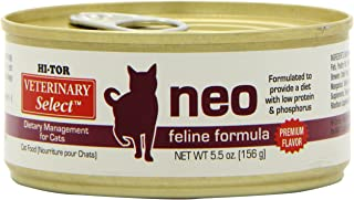 TRIUMPH PET FOODS Hi-Tor Neo Diet for Cats 5.5-oz cans
