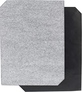 Porelon Black Carbon Copy Paper for Hand, Typewriters and Word Processors, 8.5 x 11 Inches, 25 Sheets (11407)