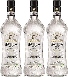 Batida de Côco Mangaroca Batida com Rum Liköre 3 x 0.7 l