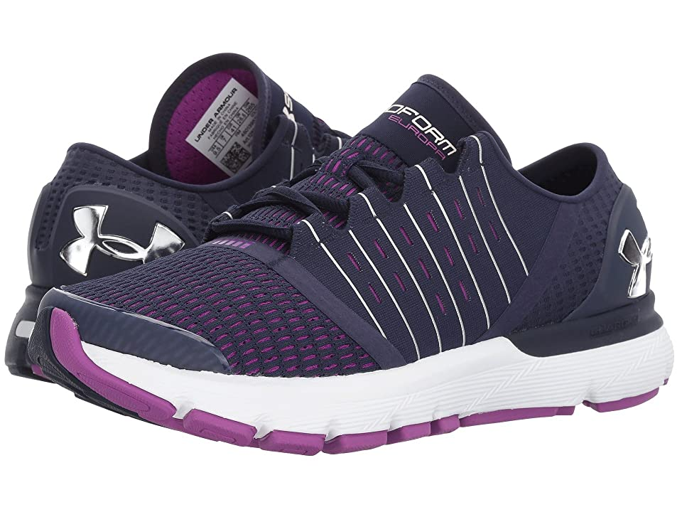 Under Armour UA Speedform Europa (MDN/Purple Rave/Chrome) Women
