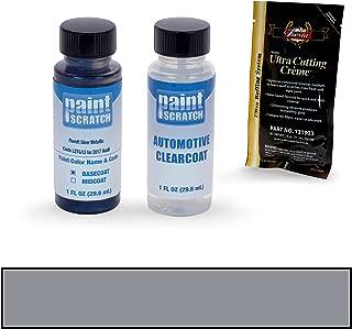 PAINTSCRATCH Florett Silver Metallic LZ7G/L5 for 2017 Audi Q7 - Touch Up Paint Bottle Kit - Original Factory OEM Automotive Paint - Color Match Guaranteed