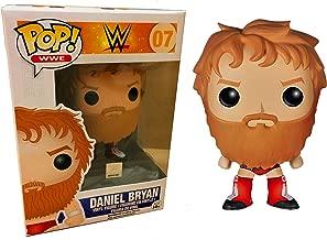 Funko Pop! WWE #07 Daniel Bryan Hot Topic Exclusive (Red Ring Gear)