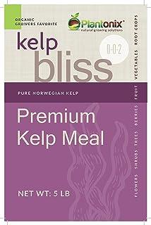 Kelp Bliss Pure Norwegian Kelp Meal (0.9-0-2) (5 lb)