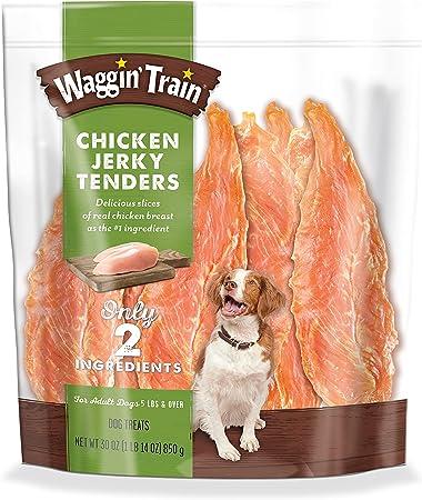 Purina Waggin Train Chicken Jerky Tenders Adult Dog Treats | Amazon