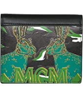 MCM - Pop Rabbit Flap Wallet/Two-Fold Mini